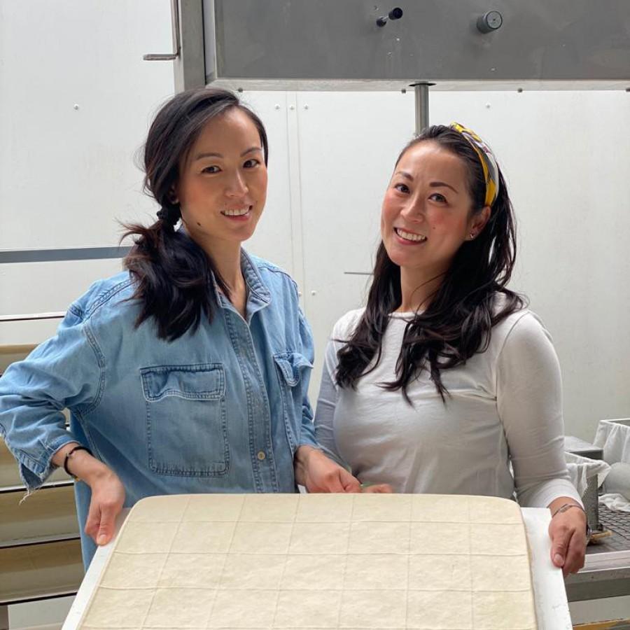 Op bezoek bij de Tofuzusjes van Choi Kee