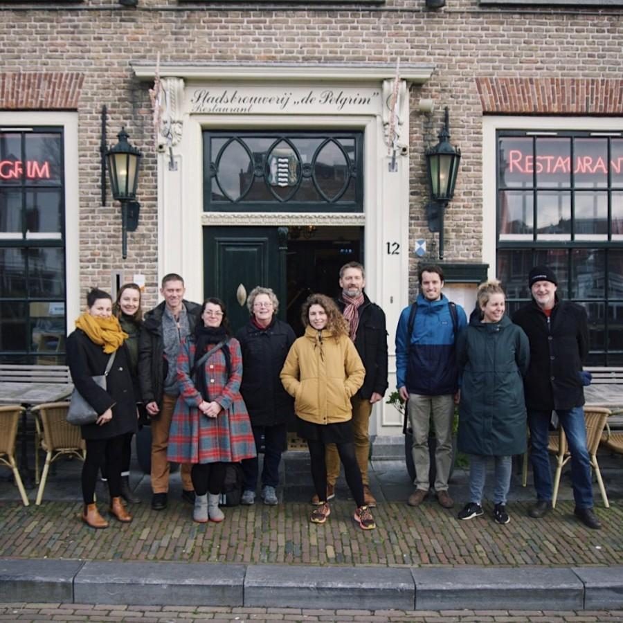 Op bezoek bij Stadsbrouwerij De Pelgrim