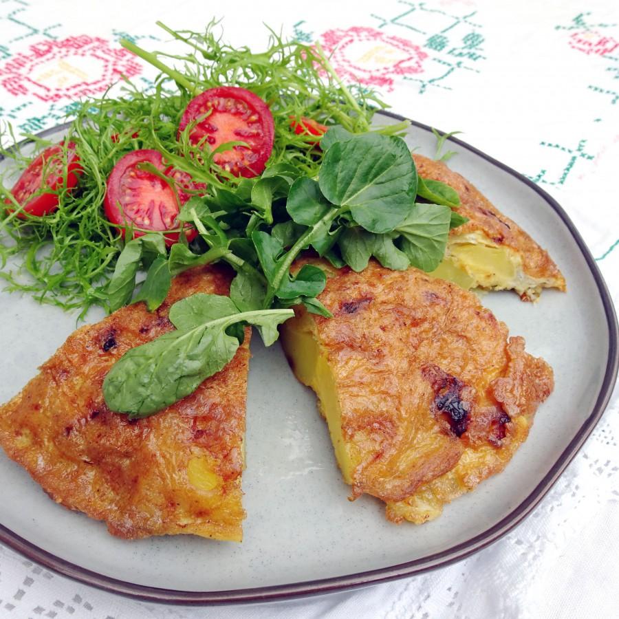 Spaanse tortilla