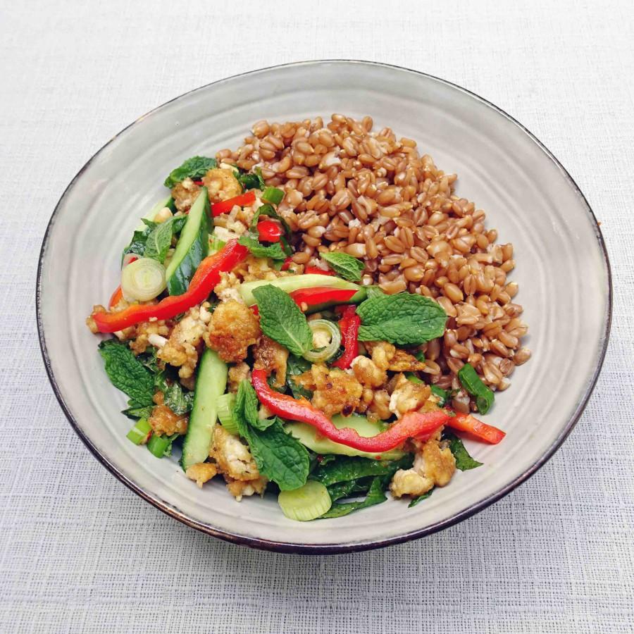 Thaise Laab tofu