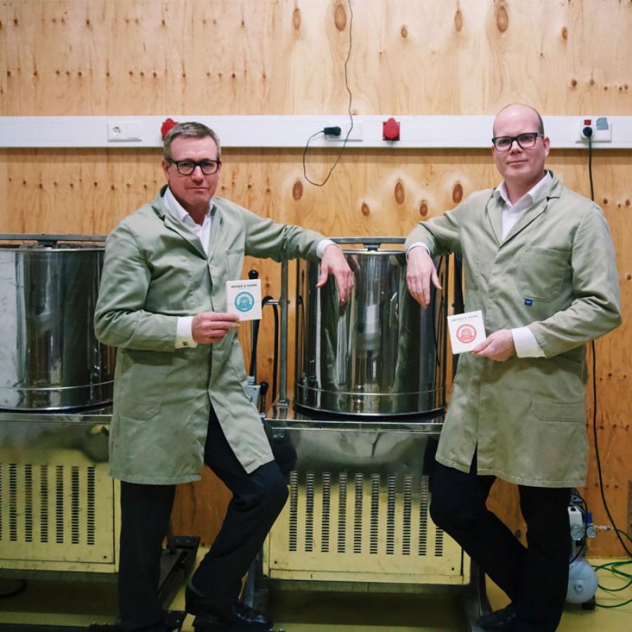 Van Heinde en Verre: De Grand cru onder de chocolade