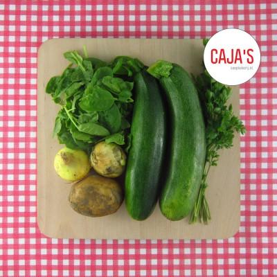 Caja's vitaminesoep