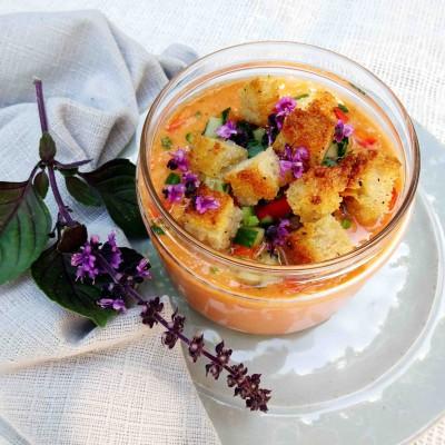 Manolo's gazpacho