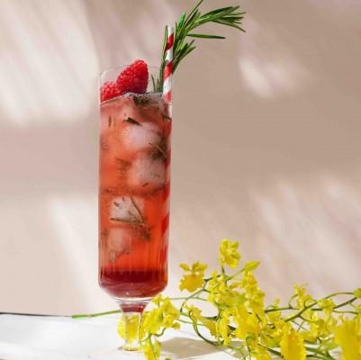Mocktail framboos